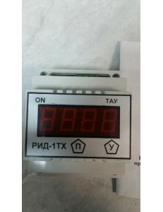 Фото    Прибор терморегулятор РИД-1-ТХ