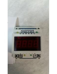 Фото Прибор терморегулятор РИД-2-ХА,