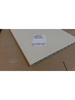 Плита кордиеритовая 360*500*20