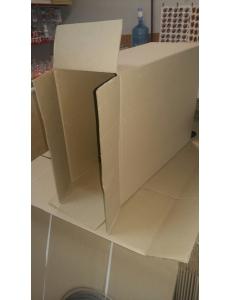Фото Картонный коробок