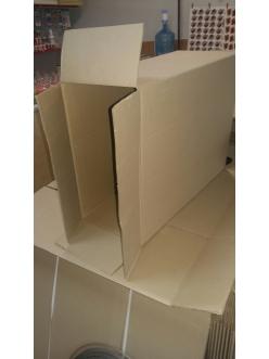 Картонный коробок