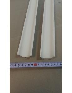 Фото Желоб из трубки мкр d-50 цена за 1 метр