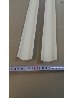 Желоб из трубки мкр d-50 цена за 1 метр