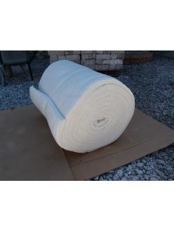 одеяло из керамического волокна LYTX-1260T 7200х610х25мм, 128кг/м3